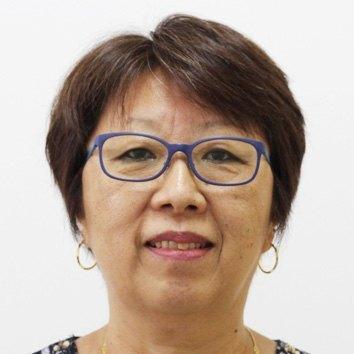 Professor Elizabeth Yu Me Yut Gemignani